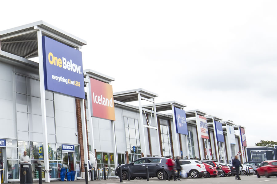 Kout Capital successfully completes new lease to One Below to replace Poundworld Retail Limited in Wisbech Retail Park on behalf of investors