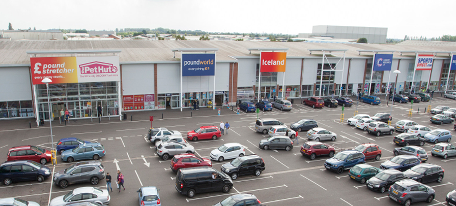 Kout Capital Acquires Wisbech Retail Park in the U.K in excess of £14 million at a NIY of 7.7%.